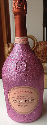 """Amazing Bling Champagne Laurent Perrier """"Rose""""  Magnum Very TOWIE  Full Sealed"""