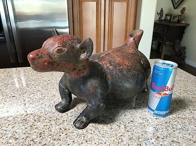 Large Precolumbian Colima Dog