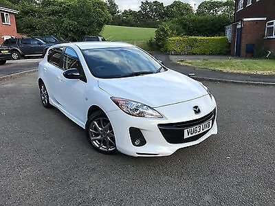 "2013 ""63"" Mazda 3 Sport Nav Low mileage 1 owner FSH"
