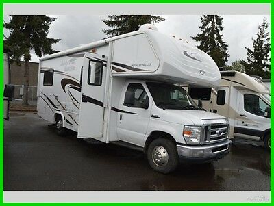 2014 Fleetwood Jamboree Searcher 25K Used