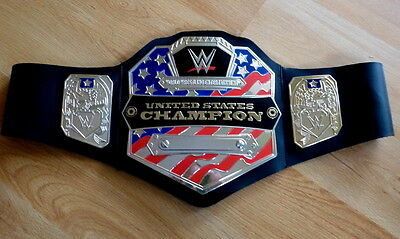 WWE United States champion child's wrestling belt Mattel 2014
