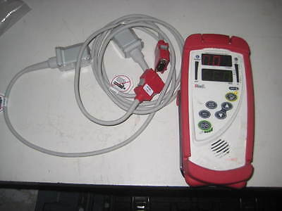Masimo  Rad 5 Signal Extraction Pulse Oximeter w/ 2 leads and soft cover