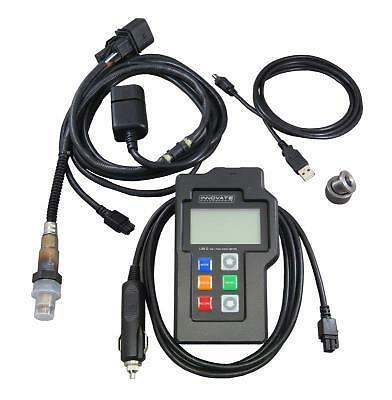 INNOVATE LM-2 Air/Fuel Ratio Meter; Single O2 Basic Kit 4.9 O2 LSU # 3837