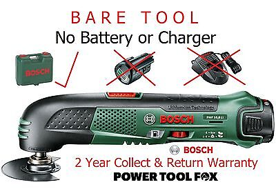 Bare Tool Bosch PMF10,8 Li Cordless Multi Function Tool 0603101974 3165140808477