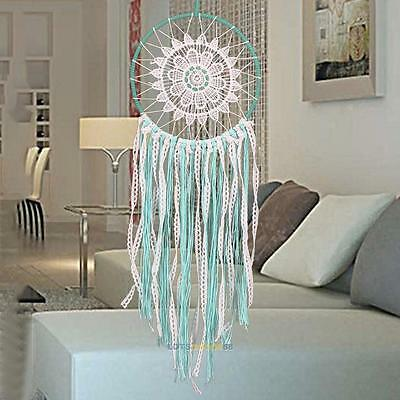 Fringed Lace Dream Catcher Home Car Wall Hanging Decoration Ornament Craft Gift