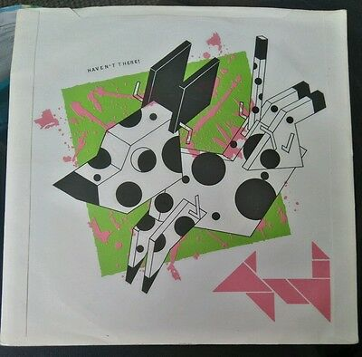 "Ian Dury & The Blockheads - Hit Me With Your Rhythm Stick, 7"" Vinyl On Stiff"