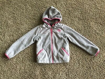 Girls North Face Jacket Coat Size 7/8 Small