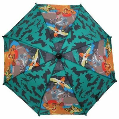Disney The Lion Guard Boys Kids Umbrella 3D Handle