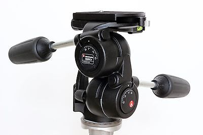 Manfrotto 808RC4 3-Way Head in excellent condition