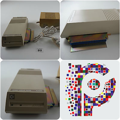 Commodore Amiga 500 A590 Hard Drive Plus in Very Good Condition