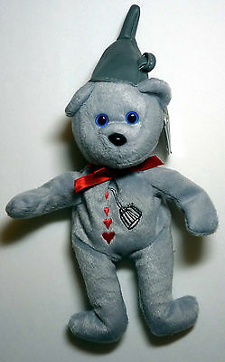 Tinman Retired Wizard of Oz Celebrity Bear with Tag