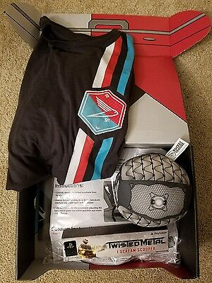 Loot Crate Gaming Road Rage Complete Twisted Metal, Mario Kart, Destiny, More!