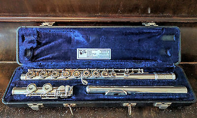Armstrong Model 80 Flute, Excellent Condition