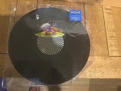 """Mgmt - Siberian Breaks  12"""" Vinyl Coloured Limited Edition Etched"""