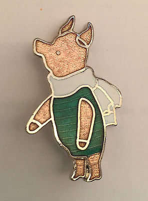 Classic Piglet - Disney pin Clasp Back by Rainbow Designs UK sparkling cloisonné