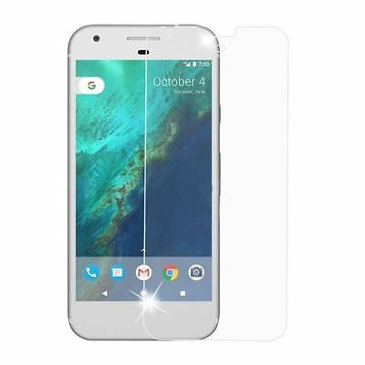 "Google Pixel XL 5.5"" Tempered Glass Screen Protector Premium Thin Film Clear"