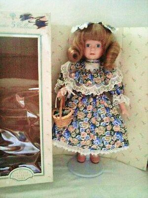 "Must sell my Doll Collection: Porcelain ""Studio5"" Special Edition!!!"