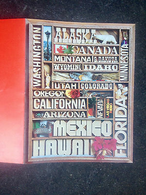 Western Airlines Destinations Hawaii menu and drinks list