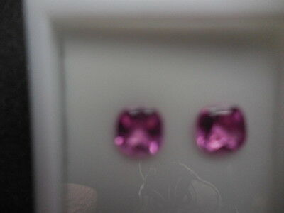 Pink Sapphires - Ready for Earring Setting