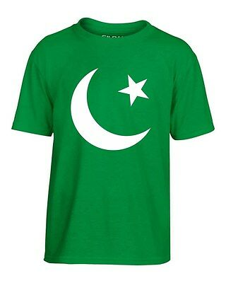 T-shirt Bambino TM0190 flag of Pakistan flag