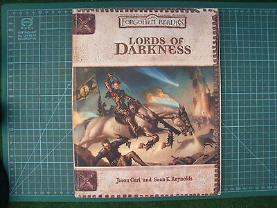 WotC 3rd Ed. D&D Forgotten Realms - Lords of Darkness (Accessory)