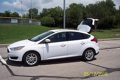 2016 Ford Focus  used cars