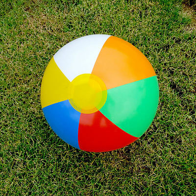 INFLATABLE BEACH BALL - Kids Pool Toy - FAST DELIVERY