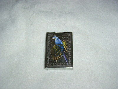 New Tommy Bahama Macaw Tropical Playing Cards