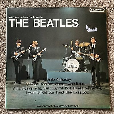 "Million Copy Sellers Made Famous By The Beatles (1966) - 12"" Vinyl Record LP"