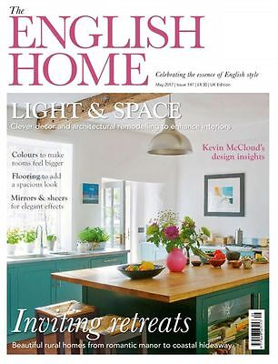 The English Home Magazine Issue 147 May 5/2017 + Secret Style Sources Supplement