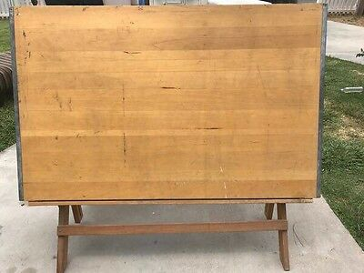 Vintage Stacor Drafting Table
