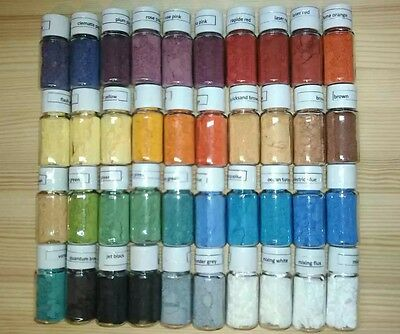 Vintage China Paint Powder For Painting On Porcelain
