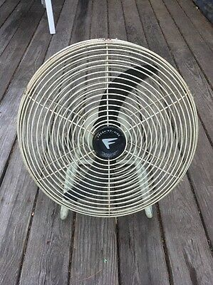"Vintage Fresh'nd Aire 18"" Fan Model C-77"