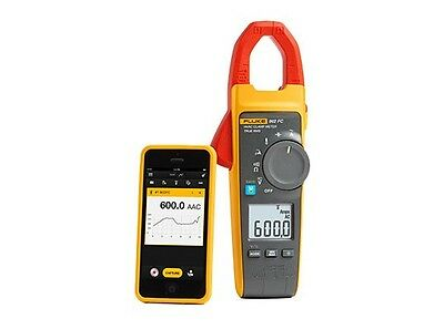 Fluke 902 FC TRUE-RMS HVAC CLAMP METER!