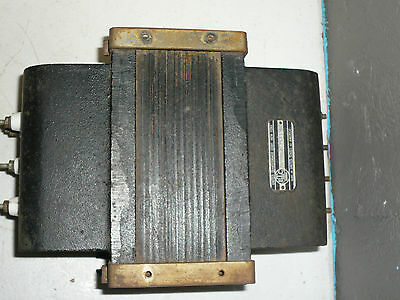 UTC LS-181 Power Plate Transformer for 211 , 800, 845, ETC Tube Amp!