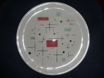 LAST 5-pc place setting JACKSON china MODERN LIVING mid-century restaurant ware
