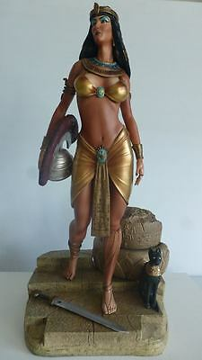 CLEOPATRA Queen of Egypt ARH Studios 1/4 scale Statue Gold Limited Edition