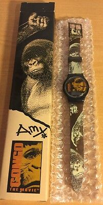 Congo, The Movie, 'Amy' Watch, NIB
