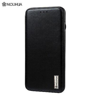 LUXURY LEATHER MAGNET FLIP WALLET CARD STAND CASE COVER FOR APPLE iPHONE 6/6S