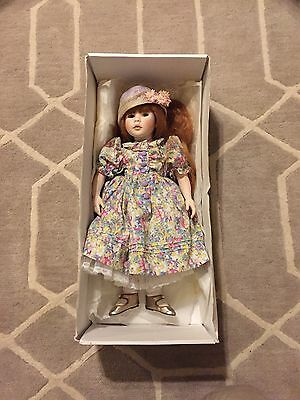 Pauline Bjonness-Jacobsen Limited Edition Doll Kathryn Rare Numbered 214 Of 950