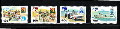 Fiji 1982 Disciplined Forces SG 632/5 MUH