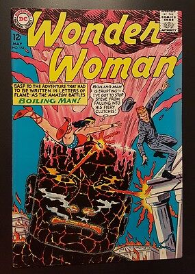 Wonder Woman #154 -  (May 1965, DC) - FN/VF