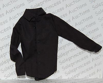 NEW Barbie Basics Collection 002 Look 04 Ken Doll Blk Shirt Male Model Muse Loos
