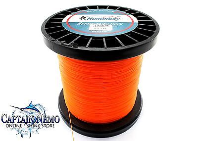 Hunterboy Maxforce Super Nylon Fishing Line 1000M 40Lb Monofilament Hb401000Or