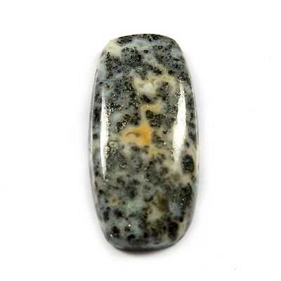 16.65 cts Excellent Rare Natural Fossil Pyrite Octagon Loose Gemstone Cabochon