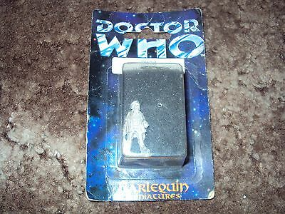 Doctor Who - 7th Doctor Harlequin Miniature Figure - New & Sealed