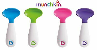 Munchkin Scooper Spoons (2 Pack), Baby Spoons