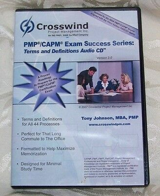 PMP CAPM Exam Success Series CD Terms and Definitions PMI Project Management