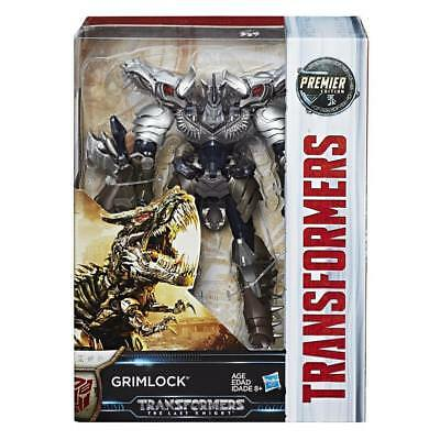 NEW! Hasbro Transformers: The Last Knight Premier Edition Voyager Class Grimlock