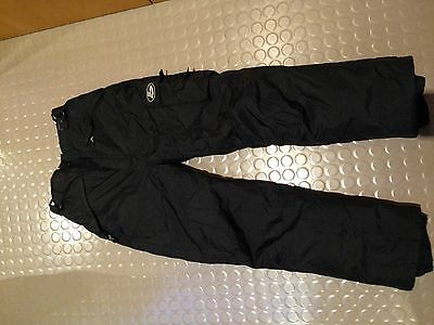 Black  Ski/Snowboard Pants Youth